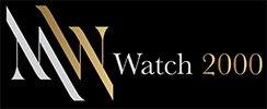 WATCH BLUE 2000 Logo